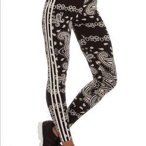 Adidas Paisley Leggings